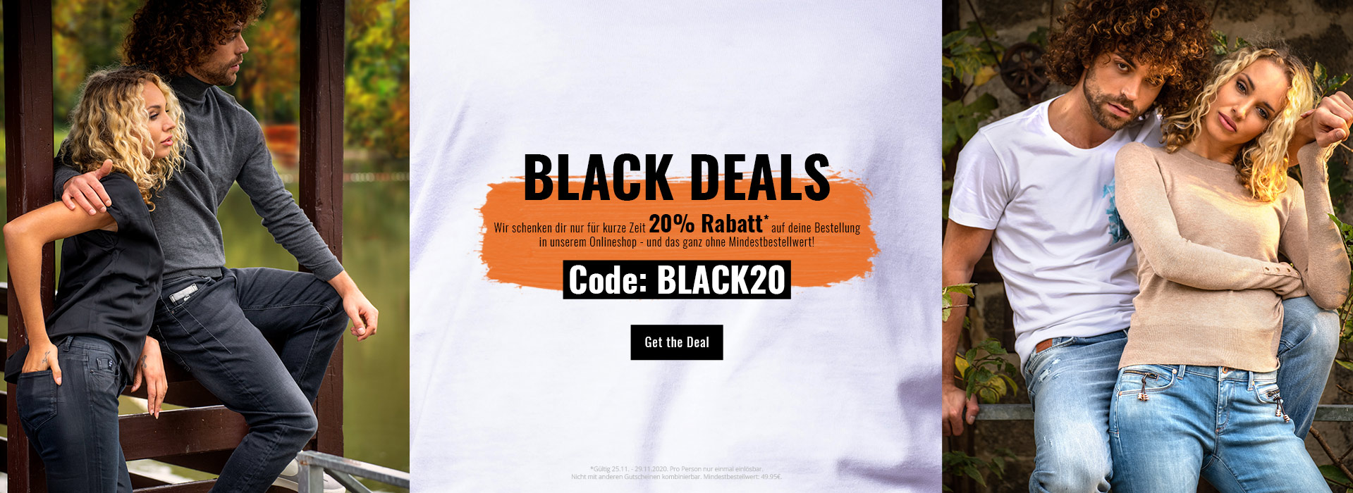 Black Deal bei Miracle of Denim